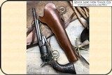 Colt and Remington holster- Plain SAA 7-1/2 and 8 inch. barrel - 6 of 6