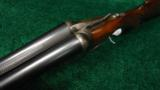 PARKER P GRADE DOUBLE BARREL 12 GAUGE SHOTGUN - 4 of 13