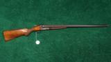 ITHACA 4E DOUBLE BARREL 12 GAUGE SHOTGUN - 14 of 14