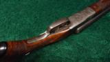 ITHACA 4E DOUBLE BARREL 12 GAUGE SHOTGUN - 5 of 14
