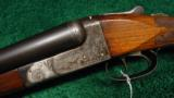 ITHACA 4E DOUBLE BARREL 12 GAUGE SHOTGUN - 2 of 14