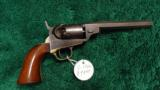 EXTREMELY RARE 1849 WELLS FARGO PERCUSSION PISTOL - 10 of 11