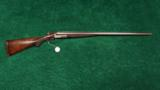 DOUBLE BARRELED CHARLES DALY PRUSSIAN SUPERIOR GRADE SxS SHOTGUN - 14 of 14