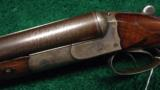 DOUBLE BARRELED CHARLES DALY PRUSSIAN SUPERIOR GRADE SxS SHOTGUN - 2 of 14