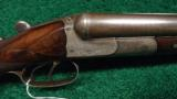 DOUBLE BARRELED CHARLES DALY PRUSSIAN SUPERIOR GRADE SxS SHOTGUN - 1 of 14
