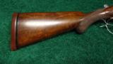 DOUBLE BARRELED CHARLES DALY PRUSSIAN SUPERIOR GRADE SxS SHOTGUN - 12 of 14