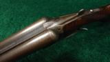 DOUBLE BARRELED CHARLES DALY PRUSSIAN SUPERIOR GRADE SxS SHOTGUN - 4 of 14