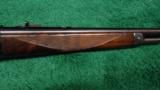 WINCHESTER MODEL 1886 DELUXE TAKE DOWN LIGHTWEIGHT RIFLE - 7 of 11