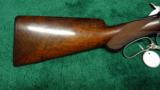 WINCHESTER MODEL 1886 DELUXE TAKE DOWN LIGHTWEIGHT RIFLE - 8 of 11
