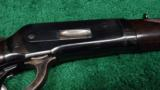 WINCHESTER MODEL 1886 DELUXE TAKE DOWN LIGHTWEIGHT RIFLE - 1 of 11