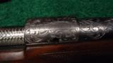 PAIR OF WINCHESTER MODEL 70XTR FACTORY ENGRAVED SUPER GRADE RIFLES - 8 of 14