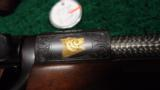 PAIR OF WINCHESTER MODEL 70XTR FACTORY ENGRAVED SUPER GRADE RIFLES - 6 of 14
