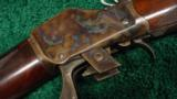 DELUXE WINCHESTER MODEL 1885 HIGH WALL RIFLE IN .30 U.S. - 6 of 13