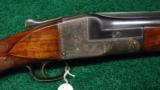 ITHACA 4E SINGLE BARREL TRAP SHOTGUN- 1 of 11
