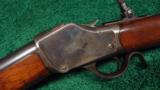 WINCHESTER MODEL 1885 HIGH WALL RIFLE - 2 of 13