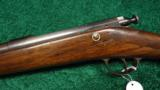 WINCHESTER 1ST MODEL HOTCHKISS SPORTING RIFLE IN .45-70 - 2 of 11