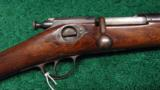 WINCHESTER 1ST MODEL HOTCHKISS SPORTING RIFLE IN .45-70 - 1 of 11