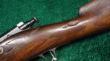 WINCHESTER 1ST MODEL HOTCHKISS SPORTING RIFLE IN .45-70 - 6 of 11