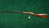 FRANK WESSON TWO TRIGGER SPORTING RIFLE - 10 of 11