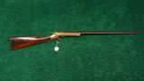 FRANK WESSON TWO TRIGGER SPORTING RIFLE - 11 of 11