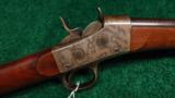 REMINGTON NO. 1 ROLLING BLOCK SHOTGUN IN 20 GAUGE OR 16B 16 Brass)