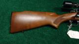 WINCHESTER MODEL 70, 300 H & H MAG - 8 of 9