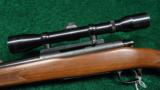 WINCHESTER MODEL 70, 300 H & H MAG - 2 of 9