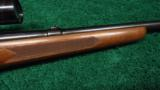 WINCHESTER MODEL 70, 300 H & H MAG - 5 of 9