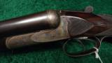 CHARLES DALY DOUBLE BBL HAMMERLESS SHOTGUN - 2 of 11