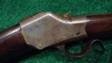 WINCHESTER 1885 HIGH WALL - 1 of 11