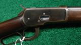 WINCHESTER MODEL 92 RIFLE - 1 of 11