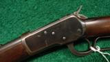 WINCHESTER MODEL 92 RIFLE - 2 of 11