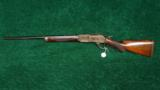 WINCHESTER MODEL 1876 DELUXE SPECIAL ORDER SHORT RIFLE IN 50 EXPRESS - 13 of 14