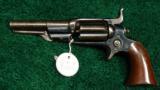 COLT 1855, MODEL 5, .31 CAL SIDE HAMMER POCKET REVOLVER - 3 of 11