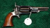 COLT 1855, MODEL 5, .31 CAL SIDE HAMMER POCKET REVOLVER - 2 of 11