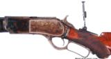 WINCHESTER MODEL 1876 DELUXE RIFLE IN .45-60 - 2 of 7