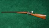 WINCHESTER LOW WALL RIFLE IN .25 WCF - 11 of 12