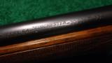 FACTORY ENGRAVED WINCHESTER MODEL 54 SPORTING RIFLE - 6 of 14