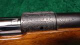 FACTORY ENGRAVED WINCHESTER MODEL 54 SPORTING RIFLE - 5 of 14