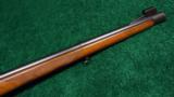 FACTORY ENGRAVED WINCHESTER MODEL 54 SPORTING RIFLE - 7 of 14