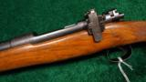 FACTORY ENGRAVED WINCHESTER MODEL 54 SPORTING RIFLE - 2 of 14