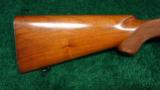 FACTORY ENGRAVED WINCHESTER MODEL 54 SPORTING RIFLE - 9 of 14