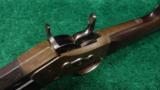 REMINGTON NO. 1 SPORTING RIFLE IN .32 RIMFIRE- 3 of 11