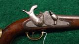 1855 MODEL SPRINGFIELD SHOULDER STOCK CARBINE
