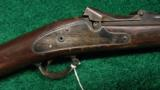 VERY RARE SPRINGFIELD FENCING MUSKET