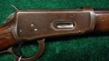 SPECIAL ORDER WINCHESTER MODEL 1894
