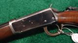 WINCHESTER MODEL 94 SPECIAL ORDER RIFLE IN .25-35 - 2 of 12