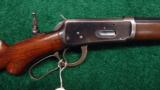 WINCHESTER MODEL 94 SPECIAL ORDER RIFLE IN .25-35 - 1 of 12