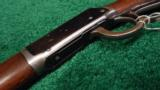 WINCHESTER MODEL 94 SPECIAL ORDER RIFLE IN .25-35 - 8 of 12