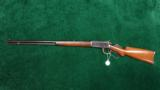 WINCHESTER MODEL 94 SPECIAL ORDER RIFLE IN .25-35 - 11 of 12